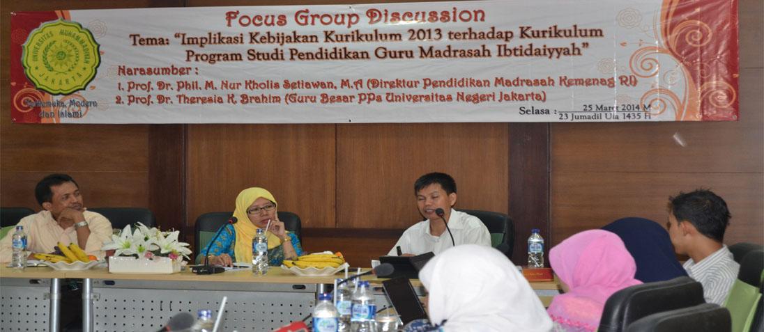 Focus Group Discussion PGMI